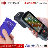 China Wireless UHF Handheld Reader Long Distance 2M Smart Rfid Mobile Reader 900mhz on sale