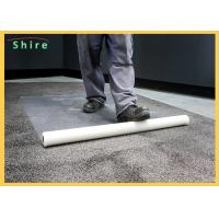 sticky back plastic carpet protector for carpets floor carpet protective wrap Manufactures