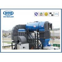 Low Carbon Biomass Fuel Boiler / Biomass Steam Generator Natural Circulation Manufactures
