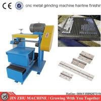 High Efficiency Automatic Polishing Machine 600*600mm Worktable Size For Hinge Manufactures