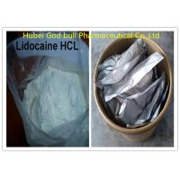 CAS 73-78-9 Lidocaine HCL Powder Regional Anesthetic For Local Pain Killer Manufactures