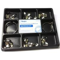 Russian Original Stainless Tofflemire Matrix Band Dental Use 100 Pcs / Kit Pack Manufactures