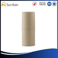 15ml Plastic airless pump bottles with Hot - stamping , Silk - screening Printing Manufactures