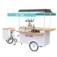 China Mobile Electric Beer Scooter Cart With 1 Year Warranty CE Certification on sale