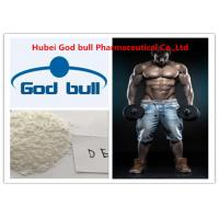 White Human Growth Hormone Anabolic Steroid Raw Powder Drostanolone Enanthate Manufactures