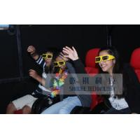Unexceptionable 9D XD Theatre System With Passive Yellow 3D Glasses Manufactures