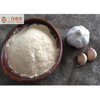 Bulk Organic Dehydrated Garlic Powder For Pasta / Pizza /  Grilled Chicken Manufactures