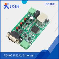[USR-TCP232-410s-PCBA]  Serial RS232 RS485 to TCP/IP Ethernet module converter Manufactures