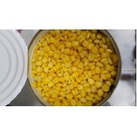 Buy cheap 6/A10 Big Tin Canned Sweet Corn 2840g from wholesalers