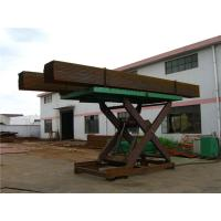 Quality 5000mm Height Stationary Hydraulic scissor lift table 5000Kg for Work Shop / Theatre for sale