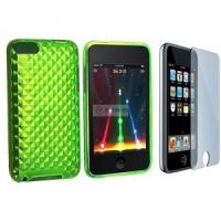 China Colorful silicone cases for ipod touch 4 on sale