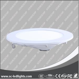 China hot sale new design round white color 12w eyeshield led panel light on sale