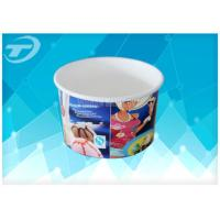 China Offset Printing Paper Ice Cream Cups 100ml  , 170ml  , 200ml Takeaway Coffeae Cups on sale
