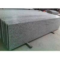 G640 White Star Prefabricated Granite Stone Countertops Polished / Honed Finish Manufactures
