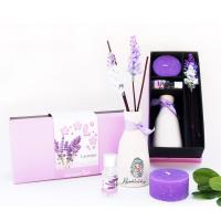 Chinese ceramic reed diffuser gift set wholesale Manufactures