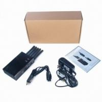 China GPS Jammer | 5 Bands Handheld 3G Cell Phone Jammer, GPS Jammer, Wifi Jammer Manufactures