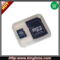 factory wholesale micro sd 4gb card Manufactures