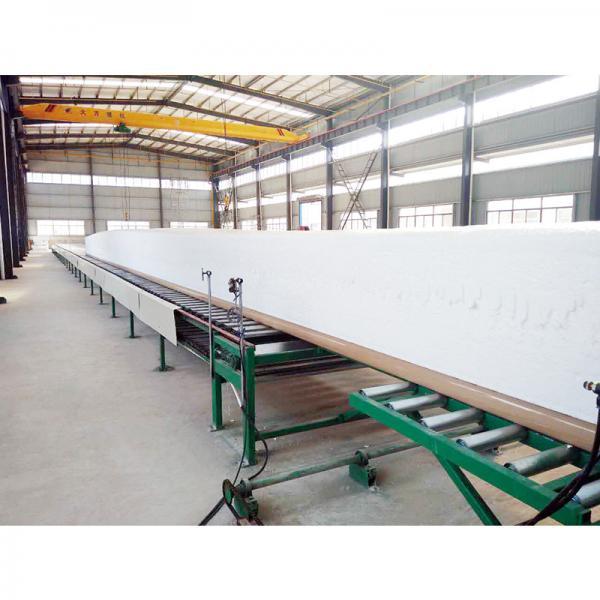 Quality High Rebound Sponge Polyurethane Foam Machine With PLC Digital Touch Screen Control for sale