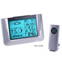 China RF Weather Station with RCC Clock on sale