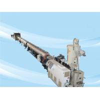 China 315 - 630mm PE PP Plastic Pipe Extrusion Machine Main Motor Power 250kw on sale