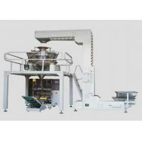 Automatic VFFS Vertical Form Fill Seal Packaging Machines For Pouch / Small Bag Packing Manufactures