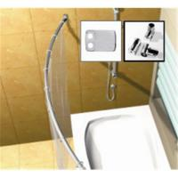 China Curved shower Rod on sale