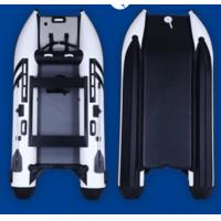 9.9HP High Racing dinghy leisure catamaran inflatable boat 3.3m full inflatable mat Manufactures