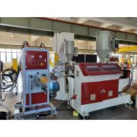 China New Innovative  PC PS Carrier Tape Extrusion And Forming Machine For Electronic Components on sale