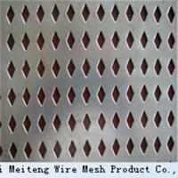 perforated sheet metal/perforated metal staggered pattern/perforated metal Manufactures