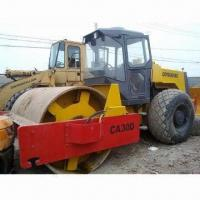 Used Dynapac CA30D vibration road roller Manufactures