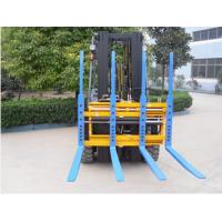 Forklift  single double pallet handler for Material Handling warehouse Manufactures