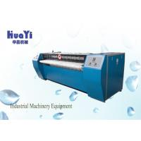 Commercial Laundry Equipments Full Automatic BedSheet Ironing Machine Flatwork Ironer Manufactures