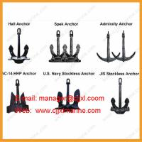 China Ship Mooring Chain with Boat Anchor on sale
