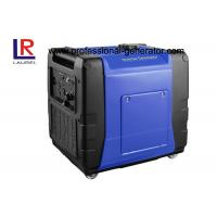406CC 68dba 5.5kVA Silent Diesel Power Generator with Forced Air - cooled 1 Cylinder Manufactures