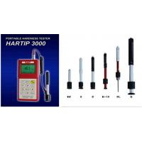 China Portable Metal  Hardness Tester Supplier  Hartip 3000 HRC / HRB Hardness Scale ASTM A956 Standard on sale