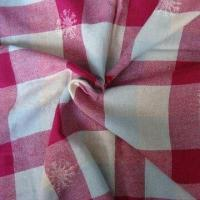 China Yarn-dyed Cotton Fabric with 57/58-inch Width, Various Colors are Available on sale