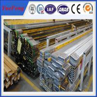 all types of aluminium extrusion, selling aluminium profiles for windows frame Manufactures