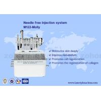RF no needle no needle mesotherapy multi-function beauty machine Manufactures