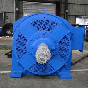 China Hydroelectric Mini Hydro Generator Water Turbine 1mw Carbon Steel on sale