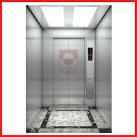 Low Noise Small Passenger Elevator Smooth Operation With Load 450 - 1600kg Manufactures