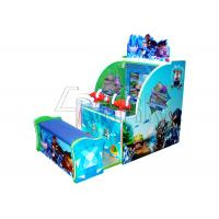 China Electronic Water Shooting Gun Arcade Game Machine Size L111*W90*H153 cm on sale