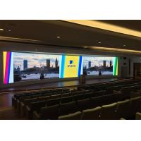 Quality Ultra High Definition P3 LED Video Wall Indoor 3840 Hz Refresh Rate for sale