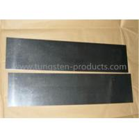 Lanthanated Molybdenum Plate Rolled MoLa Sheets Bright Surface For Sapphire Grow