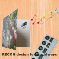 China Custom sound module for greeting card on sale