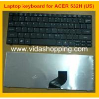 China New Laptop Keyboard/wireless keyboard for Acer Aspire one 532H AO532H 521 D255 notebook keyboard on sale