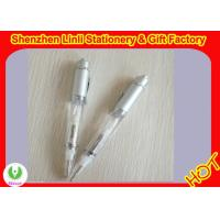 OEM design logo pens with led light best for promotion and advertising gifts Manufactures