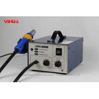 ESD Hot-Air Solder Rework Station , Temperature Controlled Rework Station Yihua 8508 Manufactures