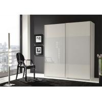 Muti - Functional Bedroom Furniture Wardrobes , High Gloss Bedroom Wardrobe Storage Manufactures