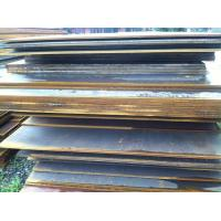 Mile Carbon Steel Plate for structure , carbon steel diamond plate Manufactures
