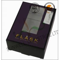 China Digital Printing Luxury Product Packaging Boxes For Electronics Gold Stamping on sale